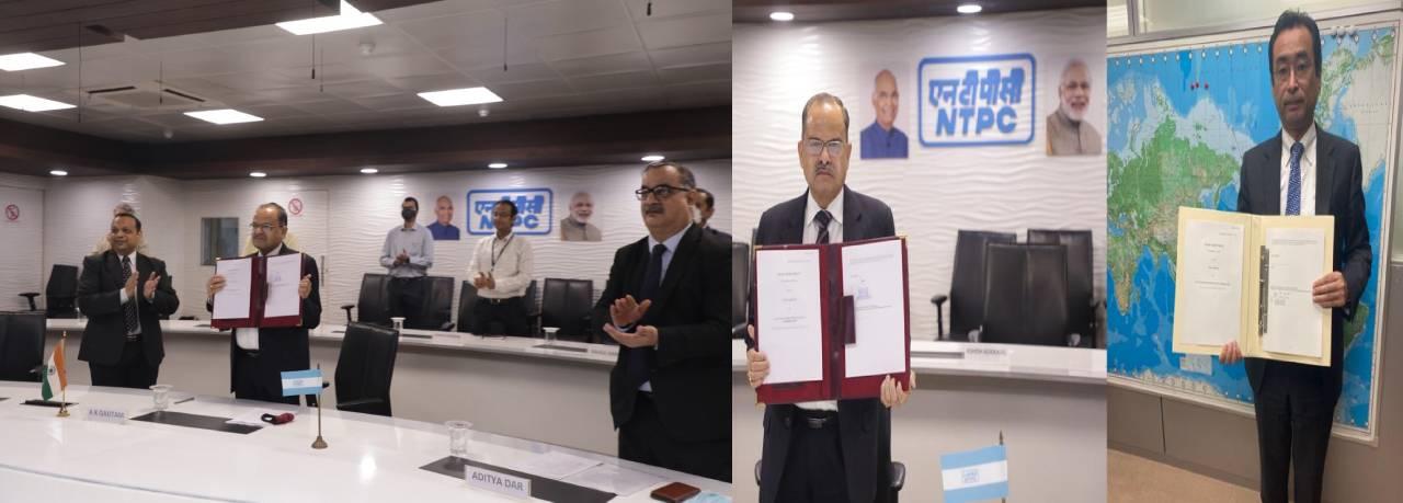 NTPC ties up JPY 50 billion funding from JBIC