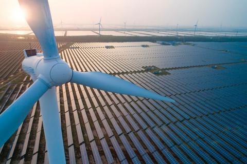 China's Solar Stocks Are Surging After Xi's 2060 Carbon Pledge