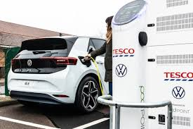 Newtown supermarket to install electric car charging points
