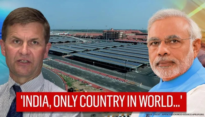 Norwegian Diplomat Highlights India's 'global First' As It Leads Way In 'solar Revolution'