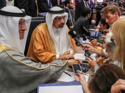 FILE PHOTO: The 176th OPEC Conference