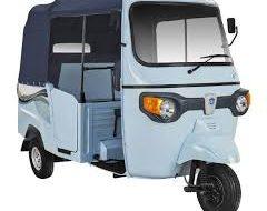 Piaggio Launches Ape E- City Electric Vehicle