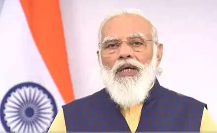 India on track to achieving climate goals: PM