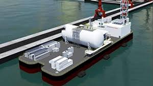 Research for Singapore's First Floating Energy Storage System