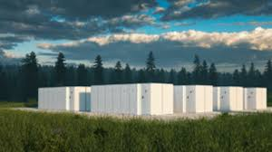 Rycroft the first recipient of new renewable energy storage project