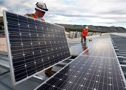 Solar demand improving rapidly
