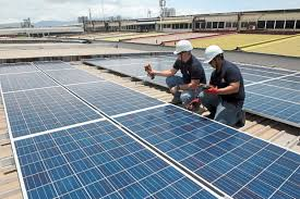 Solarvest rides on green energy boom