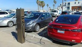 State Launches $21.7M Electric Vehicle Charger Rebate Project in SD County
