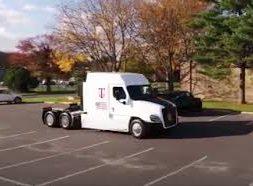 Triton-EV debuts 100 per cent Electric Full-Service 18-Wheeler Semi Truck