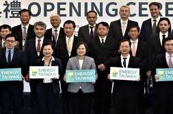 Tsai unveils strategies to turn Taiwan into Asian green energy hub