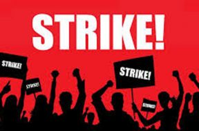 UP power employees go on indefinite strike