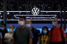 Volkswagen eyes 90 per cent electric car sales in Norway next year