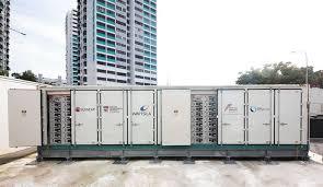 Wartsila Suplies Energy Storage System to Singapore