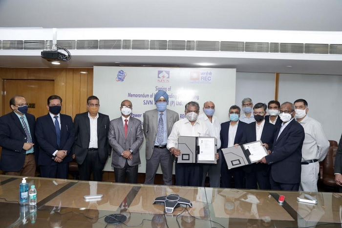 PFC & REC extend Financial Assistance of Rs. 8520 Crore to STPL's 2×660 MW Buxar Thermal Power Project