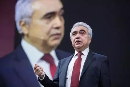 China's CO2 emissions will be higher in 2020 than in 2019, says IEA's Birol