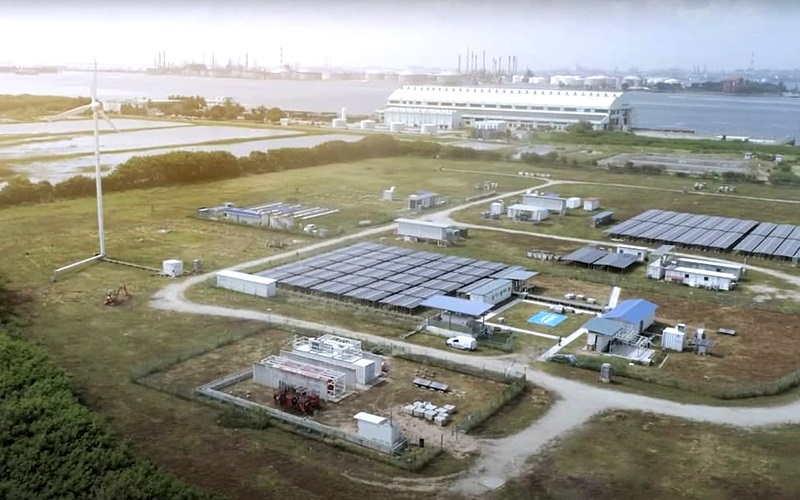 ENGIE Eps hydrogen technology records a new achievement in Singapore