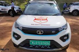 65 Tata Nexon EV's delivered to Kerala Motor Vehicles Department