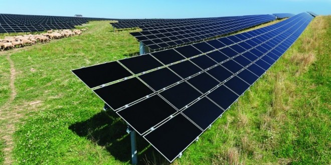 90 million square metres of space usable for photovoltaics in Germany