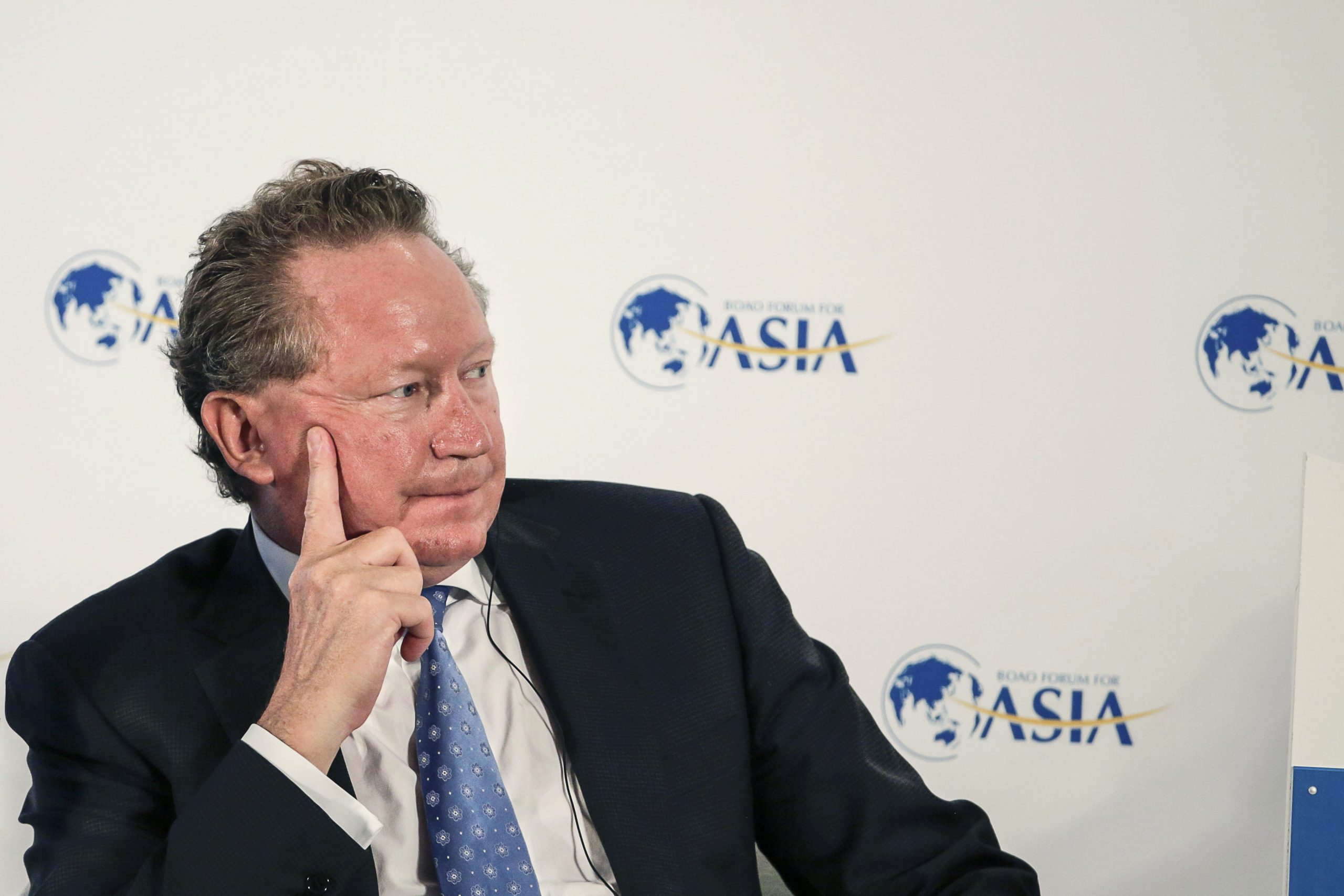 Billionaire Miner Forrest Aims to Be a Global Clean Energy Giant