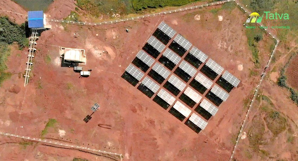 Rawmate Solutions Pioneers Solar Community Irrigation Project