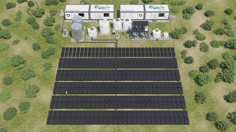 Carlsberg Announces Partnership with Desolenator to Provide Clean Drinking Water in Sunderbans Using Solar Power
