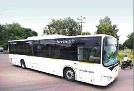 Centre to grant city subsidy of Rs 50 lakh for each electric bus