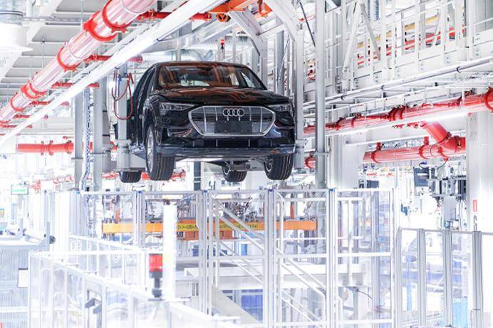 Corona will not stop us, all five plants to be carbon neutral by 2025 – Audi