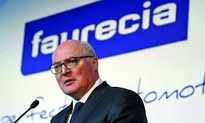Faurecia wants to be industry's hydrogen leader