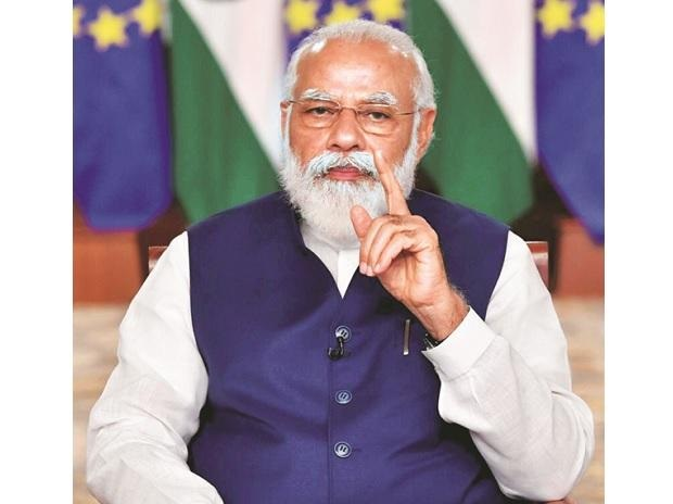 India will not only arrest environmental degradation, but will also reverse it: PM Modi