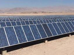 Ingeteam supplies its solar inverters for a PV project of more than 100MW in Chile