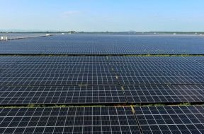LONGi supplies 273MW of its solar modules for Southeast Asia's largest solar plant