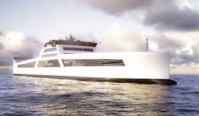 Project Aims to Scale-up Hydrogen Fuel Cells to Power Large DFDS Ferry