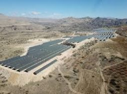 Risen Energy Provided 5.2MWDC PV Modules to Vayots Arev-1 Solar Farm in Armenia