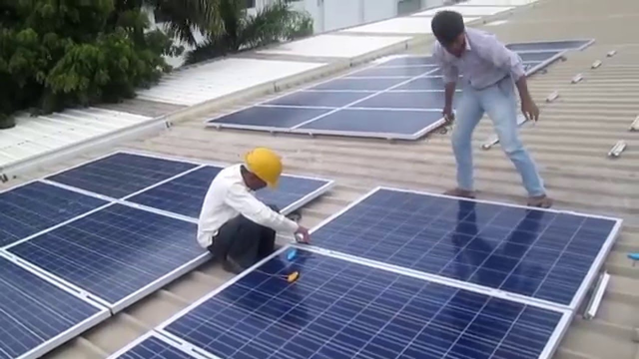 SDMC & NTPC to install solar plants in 200 buildings