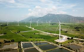 Scatec Solar's acquisition target to buy 39.4-MW wind farm in Vietnam