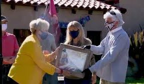Semper Solaris gifts solar panels to local Marine veteran