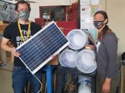 Solar power nonprofit goes digital to bring installation instruction to underserved communities