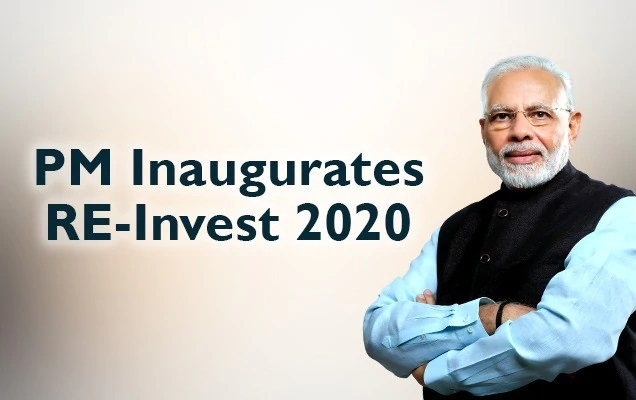 Text of PM's address at the 3rd RE-INVEST 2020