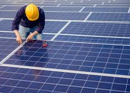 The state supports a 75-acre solar vigor facility in Waterford