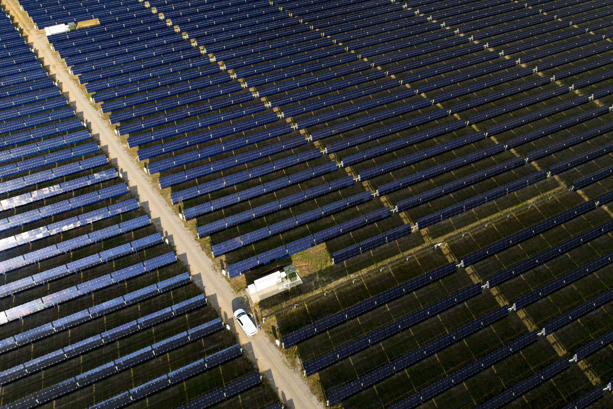 Trump Wins Fight to Close Solar-Tariff Loophole He Granted