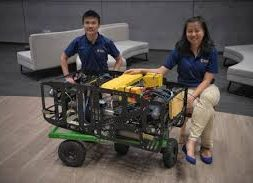 Underwater robots can inspect floating solar farms, says local tech firm
