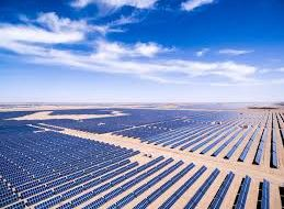 the government honoured with an award for its Benban solar project (1.65 GWp)