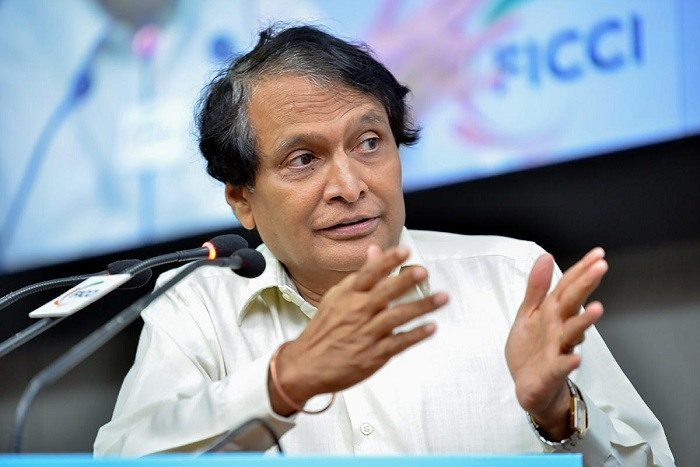 Global lifestyle changes are required to combat climate change: Suresh Prabhu