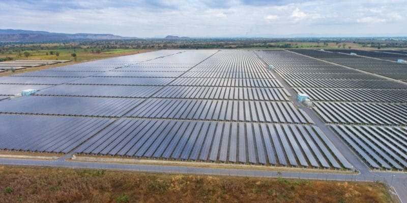 Waterloo solar power plant (75 MWp) goes into commercial operation