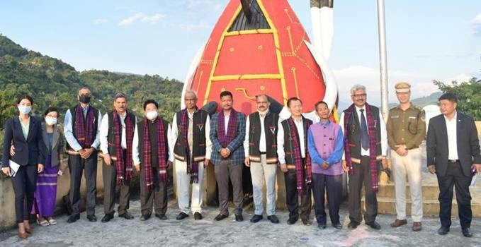 Power Secretary visits Changlang in Arunachal Pradesh; Reviews development of mini and micro-hydro projects in district