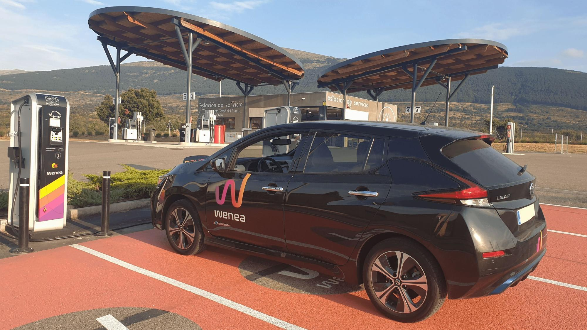 EIB invests €50 million in Wenea to deploy over 470 charging stations for electric vehicles in Spain
