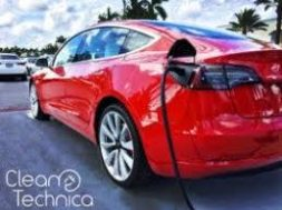 500,000 EV Charging Stations Plan Update