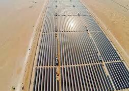 Azelio to supply storage unit for project within Dubai's solar mega-complex