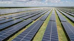 Chinese-constructed mega solar plant powers Kenya