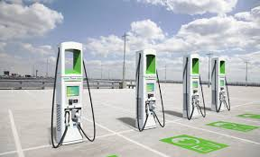 Cities awarded funding for electric vehicle charging stations